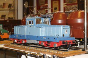 Model francuskiego elektrowozu SNCF BB12.