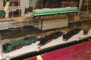 Modele w skali 1:45 (?) ET41, Pt31, Ty2/42, Ty45 i TKt48.