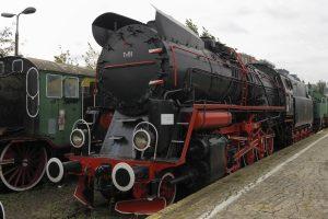 Parowóz Ty51-228.