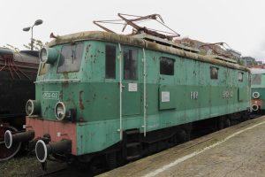 Lokomotywa elektryczna EP02-02.