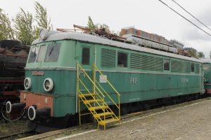 Lokomotywa elektryczna ET21-66.