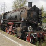 Parowóz Tr203-451.