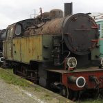 Parowz OKf100-16.