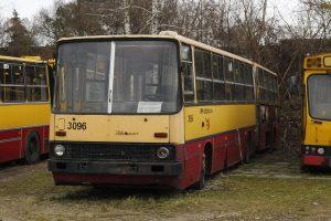 Przeznaczone do kasacji - Ikarus 280 #2096.