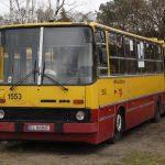 Przeznaczone do kasacji - sprawny (!!!) Ikarus 280 #1553.