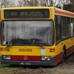Przeznaczone do kasacji -sprawny (!!!) Mercedes O405N #1756.