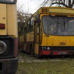 Przeznaczony do kasacji Jelcz M11 #2904.
