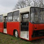 Remontowany Ikarus 260 #BV02.
