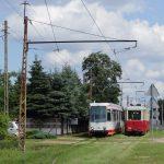 Mijanka Srebrna w Konstantynowie - #337 + #644 oraz liniowy M6S #316.