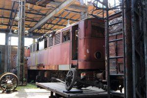 Lokomotywa elektryczna EP03-08.