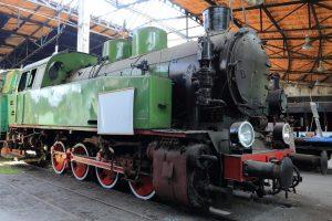 Parowóz TKp 6042.