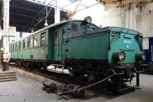 Wagon motorowy Wittfeld 090802 Ma.