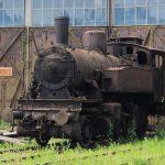 Parowóz TKi3-137.