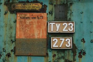 Parowóz Ty23-273.