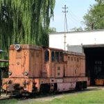 Lokomotywa spalinowa Lxd2-340.