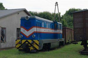 Lokomotywa Lxd2-309.