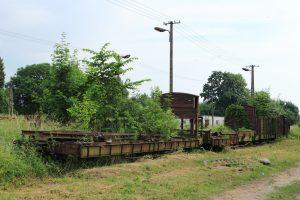 Wrastający wagon platforma Pddxh